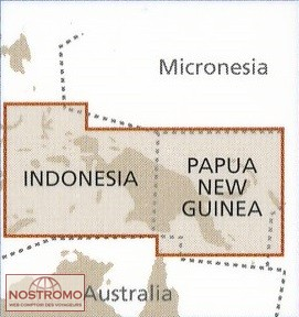 Papua New Guinea West Papua Reise Know How Road Map