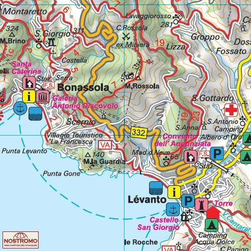 Wki02 Cinque Terre Portofino