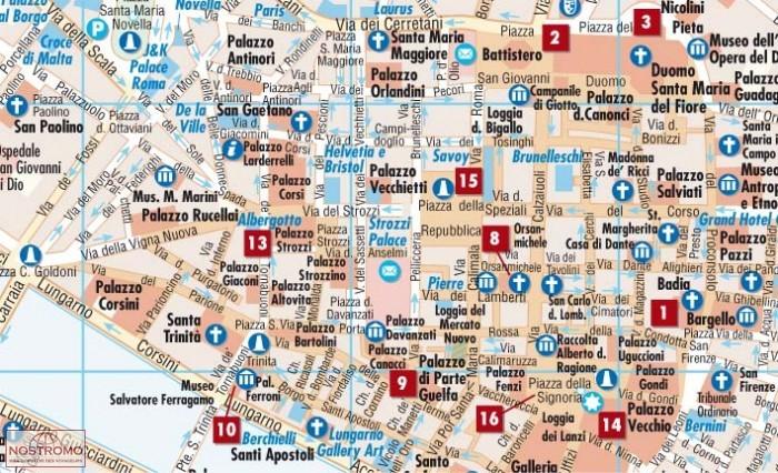 Florence Plan De Ville Borch Nostromoweb
