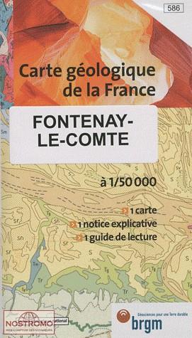 586 fontenay le comte carte g ologique nostromoweb - Controle technique fontenay le comte ...